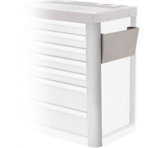 KS Tools 816.9937 - Bac poubelle pour servante PEARLline