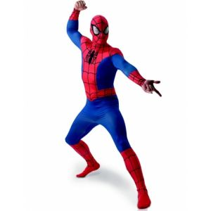 Image de Déguisement Spiderman adulte Taille L
