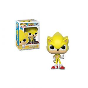 Funko Figurine Pop! Sonic Super Sonic Exclusive