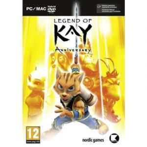 Legend of Kay Anniversary HD [MAC, PC]