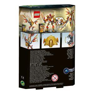 Lego 71303 - Bionicle : Ikir créature du Feu