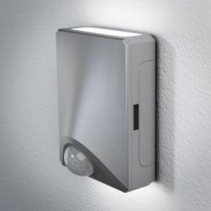 Image de Osram 4058075030640 Eclairage d'extérieur Plastique 1,10 W Argenté