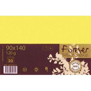 Forever 20 Enveloppes Forever 9 x 14 cm (120 g)