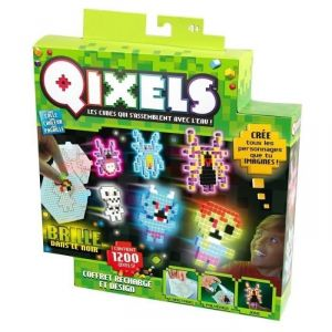 Kanaï Kids Kit design recharges Qixels Glow Saison 2