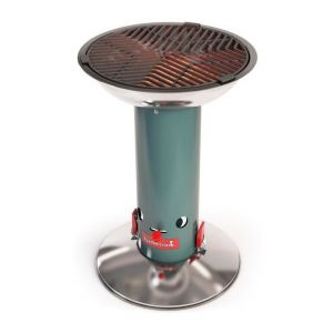 Barbecook Largo - Barbecue charbon de bois à colonne