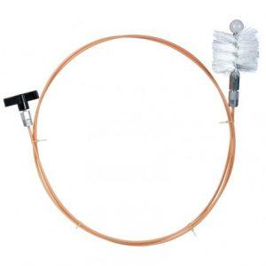 Ribimex PRFU8050 - Kit de ramonage 5 m pour poêle