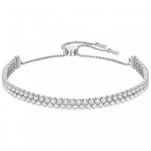 Swarovski Bracelet Blanc Classique