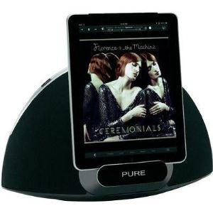 Pure Contour 200i Air - Système de musique numérique sans fil avec AirPlay et station d'accueil pour iPod/iPhone/iPad
