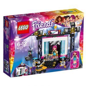 Lego 41117 - Friends : Le plateau Tv Pop Star
