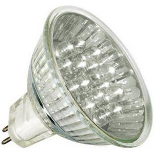Paulmann GU5,3 MR16 1W Ampoule à réflecteurLED, blanc chaud