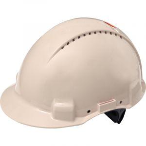 Peltor Casque de protection G3000 Uvicator EN 397 blanc 3M XH001675202