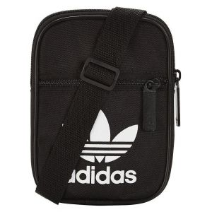 Adidas Trefoil Festival Bag black/white