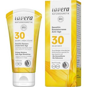 Lavera Sensitiv Sonnencreme Anti-age - LSF 30