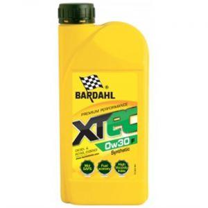 Bardahl Huile moteur XTEC F 0W30 Essence et Diesel 1 L
