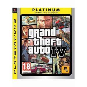 Image de Grand Theft Auto IV [PS3]