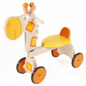 Scratch Porteur Girafe