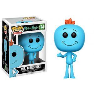 Funko Rick & Morty - 12441 - Figurines Pop! Vinyle - Mr. Meeseeks