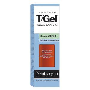 Neutrogena T/Gel - Shampooing Antipelliculaire - Pellicules Sèches - 250 ml