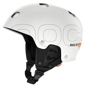 Poc Receptor + Casque Hydrogen White M - Occasion a07602ed88dd