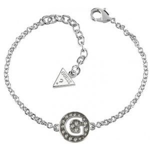 Guess Ubb51502 - Bracelet pour femme en métal argenté