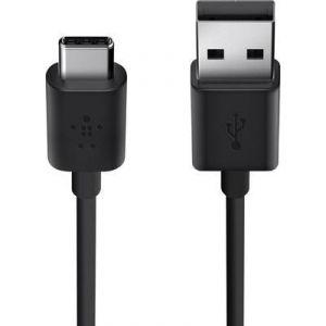 Belkin F2CU032BT06 - Câble de recharge USB-A 2.0 vers USB-C (également dénommé USB Type-C)