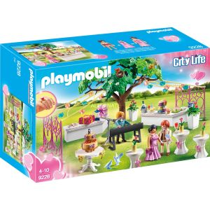 Playmobil 9228 City Life - Espace cocktail de mariage