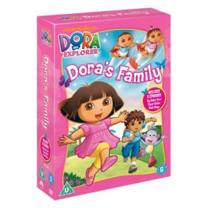 Dora The Explorer : Family