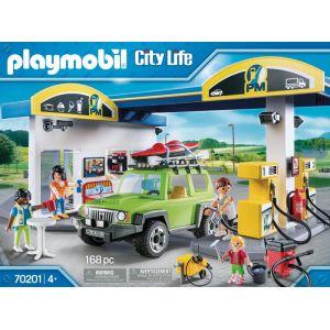 Playmobil 70201 CITY LIFE Jouet de jeu de rôle Multicolore Taille unique - version allemande