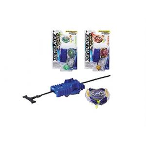 Hasbro BEYBLADE BURST - Starter Pack NEPSTRIUS Toupie et Lanceur