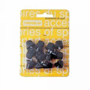 Tremblay Nylon 13/16 crampons/12 - Crampons football nylon - Noir - Taille 13-16