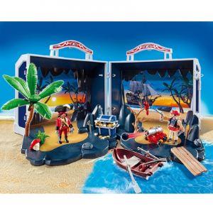 Playmobil 5347 Pirates - Coffre au trésor de pirate