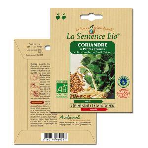 La Semence Bio Graines de Coriandre