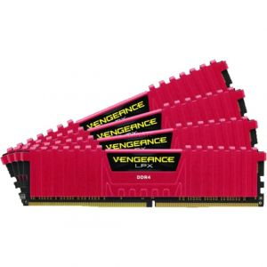 Corsair Vengeance LPX Series Low Profile 64 Go (4x 16 Go) DDR4 3600 MHz CL18