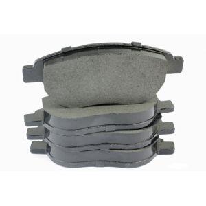 Bosch 4 plaquettes de frein 0986494304