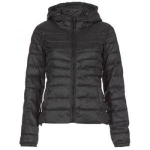 Only NOS Onltahoe Hood Jacket OTW Noos Blouson, Noir (Black), 36 (Taille Fabricant: X-Small) Femme