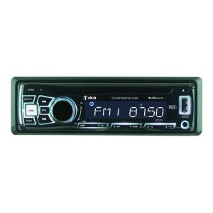 Tokai LAR-203 - Autoradio CD/MP3/USB/SD/MMC (4 x 45 Watts)
