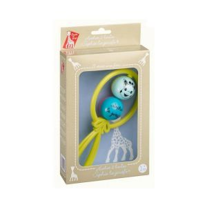 Vulli Hochet avec 2 boules Sophie La Girafe