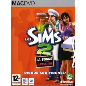 Les Sims 2 : La Bonne Affaire - Extension du jeu [MAC]