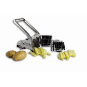 Bron Coucke cfm02 - Coupe frites avec ventouse 2 grilles