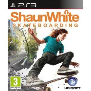 Shaun White Skateboarding sur PS3