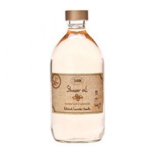 Sabon Shower oil Patchouli Lavender Vanilla