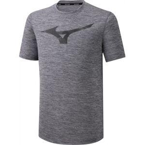 Mizuno Core RB Graphic T-Shirt Homme, magnet XL T-shirts course à pied