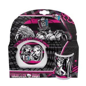 Stor Set de vaisselle Monster High