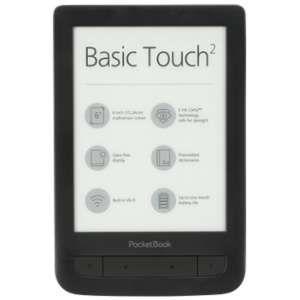 PocketBook Basic Touch 2 - Liseuse numérique