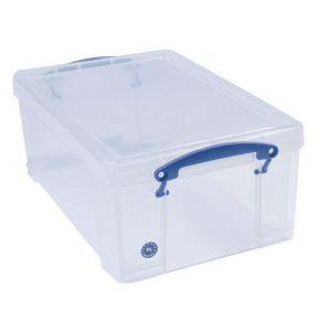 Really Useful Box Boite Plastique Rigide 9 Litres