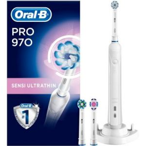 Oral-B Brosse à dents électrique Pro 970 ultra Thin