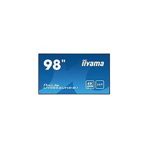 "iiyama 98"" LED - ProLite LH9852UHS-B1"