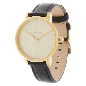 Nixon A108501-00 - Montre pour femme The Kensington Leather