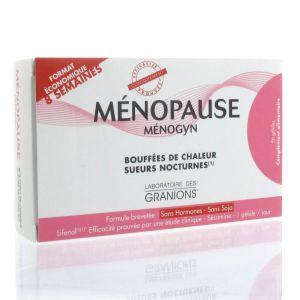 Laboratoire des Granions Ménopause 56 gélules