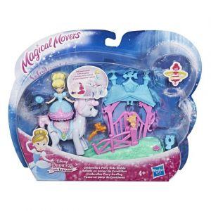 Hasbro Mini poupée Magical Movers Disney Princesses (modèle aléatoire)